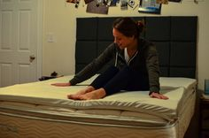 Keetsa Pillow Plus Review: The Story of our Bed!