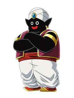 Mr Popo Serie:Dragon Ball (1986-1989) FUNimation (EEUU) / Selecta Vision (España)