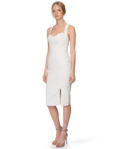 Ponti Halter Dress by Nicholas Online | THE ICONIC | Australia