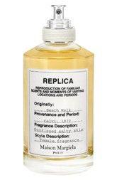 Maison Margiela Replica Beach Walk Fragrance available at #Nordstrom