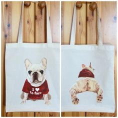 Excited to share the latest addition to my shop: Tote bag personalized for dog lovers Double sided tote bag Custom dog bag Dog painting custom Hand painted tote bag Dog painting custom Gifts For Dog Owners, Dog Gifts, Dog Tote Bag, Fabric Tote Bags, Dog Paintings, Animal Pillows, Dog Portraits, Hand Painted, Gift Ideas