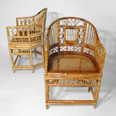 Vintage Bamboo Chairs   Looking For These, ALMOST Had Two On Sunday Someone  Snatched Them Up Before Me.