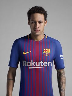 The new FCB home kit is defined by an updated interpretation of the traditional Blaugrana stripes and Aeroswift technology, for cutting edge performance replete with contemporary detailing. Fc Barcelona Players, Barcelona Team, Best Football Team, Football Soccer, Psg, Soccer Skills, Play Soccer, Soccer Stuff, Soccer News