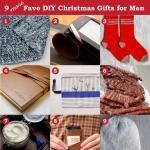 A Handmade Christmas: More DIY Gifts for Men