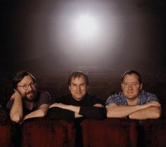 Ed Catmull,Steve Jobs, John Lasseter.  These 3 men changed the world; starting the Pixar Animation Studios and the world of CG full length animated features.