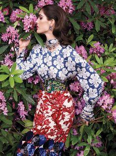 Avant Garden (Vogue Arabia)