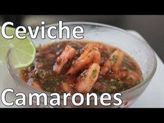 Como Hacer Ceviche De Camarones Colombiano - Recetas Semana Santa 2020 - YouTube Cool Kitchen Gadgets, Cool Kitchens, Fat, Pastel, Chicken, Youtube, Gastronomia, Ceviche Recipe, Colombian Cuisine
