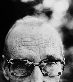William Burroughs by Herb Ritts