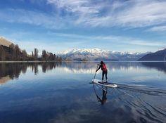 Who's been paddleboarding? Who's actually GOOD at paddleboarding?   Pic: @the_viewfinda - Lake Wanaka  _________________________________  #wanaka #paddleboard #seasons #nz #travel #newzealand #kiwi #instatravel #travelgram #spring #nature #northisland #southisland #aotearoa #scenery #sceneryporn #beautiful #cold #ourplanetdaily #neverstopexploring #lonelyplanet #splendid_earth #tourtheplanet #beautifuldestinations #igbest_shotz #naturelovers #roamtheplanet #worldshotz #wanderlust…