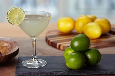 Blue Agave Margarita with Don Julio® Blanco Tequila | thebar.com