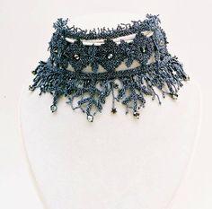 Design of the day  – necklace Margarita by Tatiana Van Iten