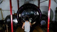 200cm 4 Elements Sacred Art Gong www.artgongs.com