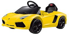 Special Offers - Lamborghini Aventador 6V Ride On Kids Battery Powered Wheels Car RC Remote. - In stock & Free Shipping. You can save more money! Check It (May 05 2016 at 09:08PM) >> http://kidsscooterusa.net/lamborghini-aventador-6v-ride-on-kids-battery-powered-wheels-car-rc-remote/