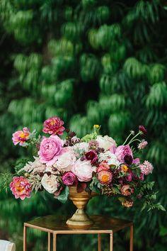 Rose Gold and Jewel Tones for a Glam Boho Vibe https://heyweddinglady.com/rose-gold-jewel-tones-glam-boho-vibe/ #weddinginspiration #wedding #weddings #bohemian #weddingday #weddingdress #bridetobe #engaged #eventdesign #bohemianwedding #glam #weddingcolors