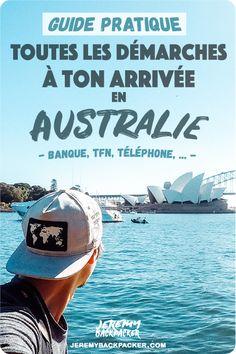 Perth, Brisbane, Melbourne, Sydney, Road Trip, Blog Voyage, My World, Voici, Australia