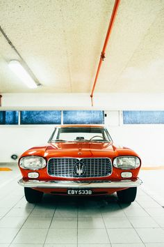 See BTS images of our shoot with Maserati in Modena, Italy for the September issue of our magazine: http://brgdf.co/mPt9EQ