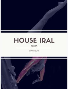House of Iral Silks Silver Elite