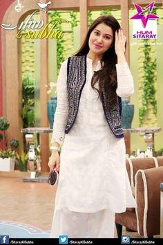 dresses with jecket unique idea without duppata dresses Churidar Designs, Kurta Designs Women, Blouse Designs, Pakistani Dresses, Indian Dresses, Indian Outfits, Anarkali Dress, Indian Clothes, Hijab Fashion