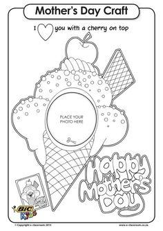 Short Mothers Day Poems For Kindergarten