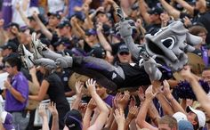 Checking in at 21 on our preseason Top 25 countdown it's the Horned Frogs of TCU.