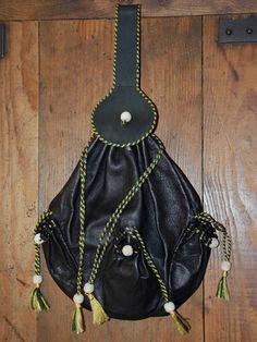 reproduction pouch purse