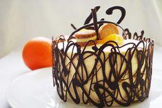 Sinaasappelmousse Cake
