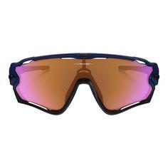 1d78ab8dea Oakley Jawbreaker Sunglasses- Polished Navy with Prizm Trail Lenses