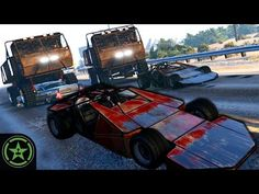 Things To Do In GTA V - Ramp Car Catch - YouTube