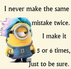 The internet totally cherish the famous Minions and it's not really surprising. But here's huge collection of Minions Memes parody.Read This Best 22 Minions Memes Parody Minion Humour, Funny Minion Memes, Minions Quotes, Funny Jokes, Hilarious, Sarcastic Humor, Memes Humor, Humor Quotes, Quotes Pics