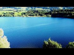 Der Rottachspeicher bei Sulzberg von oben. Drohnenflug über den See. Berg, River, Outdoor, Road Trip Destinations, Landscape, Outdoors, Outdoor Games, The Great Outdoors, Rivers