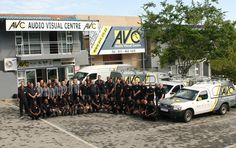 AVC Head Office Staff Picture - 2013