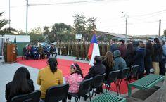 90 Aniversario Carabineros 39 Comisaria El Bosque