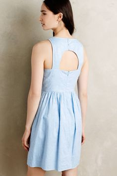 Pennine Sheath by 4.collective #anthrofave #anthropologie
