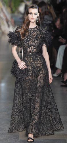 Elie Saab Spring 2015 Couture WWD
