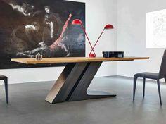 Scarica il catalogo e richiedi prezzi di Tl | tavolo By bonaldo, tavolo da salotto in legno design Giuseppe Viganò