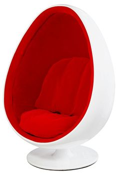 Big Egg Swivel Pod Chair