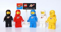 Space Classic since 1978 by Vanjey_Lego, via Flickr