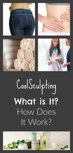 Coolsculpting - What Is It & How Does It Work? #coolsculpting
