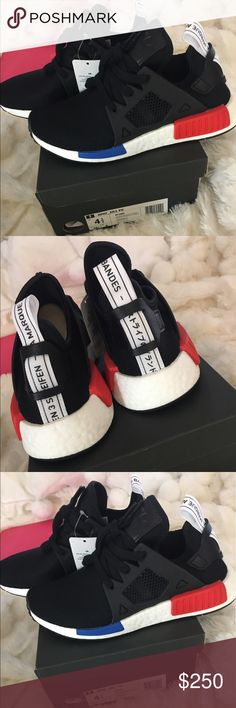 65cef35078e Adidas nmd deadstock Brand new in box Adidas nmd xr1! RARE Size 4.5 mens