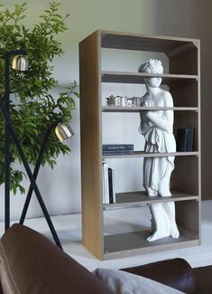 Venus bookcase designed by Fabio Novembre for Driade   Available at LINEA Inc. Modern Furniture Los Angeles. (info@linea-inc.com) #lineainc #modernhome