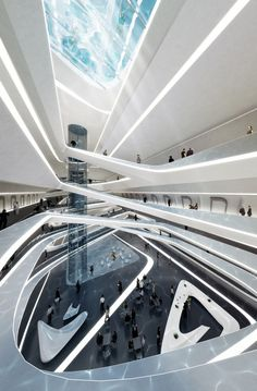 Water at Skylight. Six Flinders Street Station Proposals Battle It Out for Public Choice Award