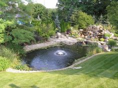 10 Best Retention Pond images | Backyard ponds, Ponds ...