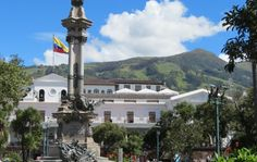 Quito, Ecuador………A Step Back to Modern History…or How to Fall in Love !