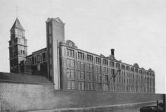 Trencherfield Mill, Wigan