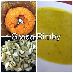 Bimby Truques & Dicas: Sopa gourmet de curgete XXL