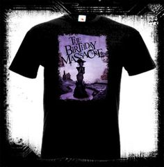 The Birthday Massacre Pins And Needles T Shirt