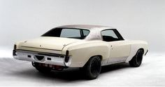 1970-1971 Chevrolet Monte Carlo from Fast and Furious Tokyo Drift, it looks beat up, but when you open the hood its 572 ci of badass mechanical engineering....