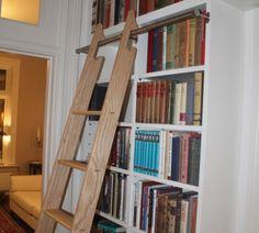 Bibliotekstige produseres etter eget mål