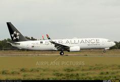 ZS-SJV South African Airways Boeing 737-800