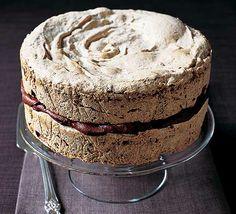 Best chocolate meringue cake recipe